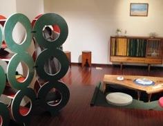 木工と白磁の3人展