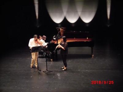 シューマンクラリネット3重奏曲「おとぎ話」