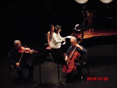 ベートーヴェンピアノトリオ「大公」