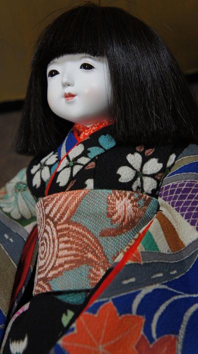 工房朋,市松人形,日本人形