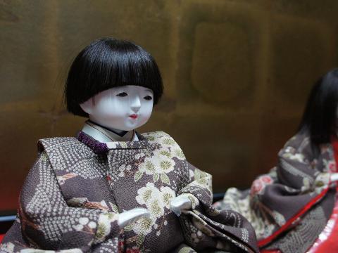 工房朋,古裂,雛人形