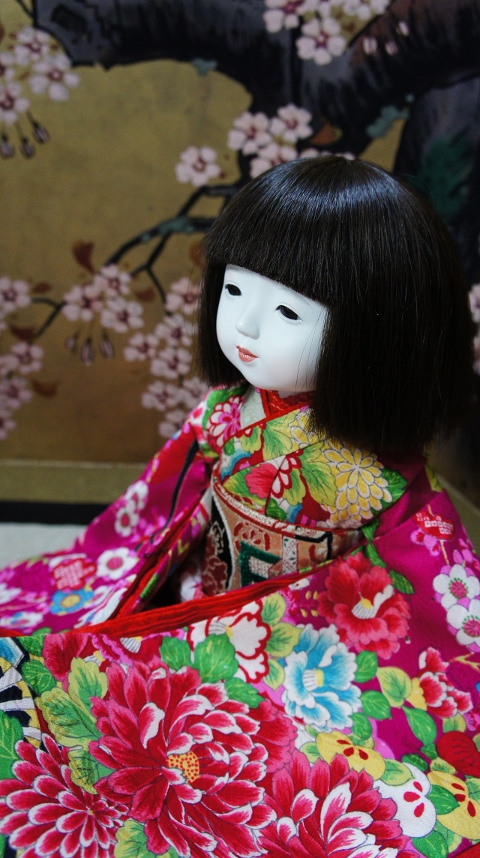 工房朋,オリジナル人形