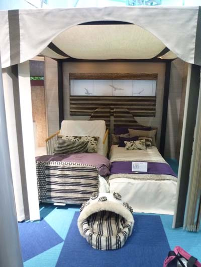 ジャパンテックス寝室