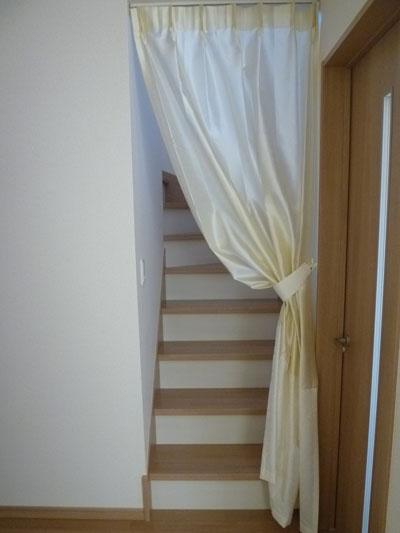 リビング階段 寒さ対策