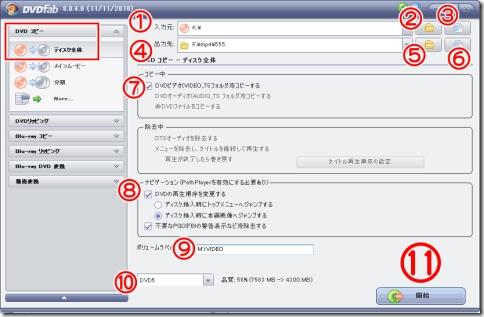 DVDFab--オールフリーソフト Windows 7・8・10対 …