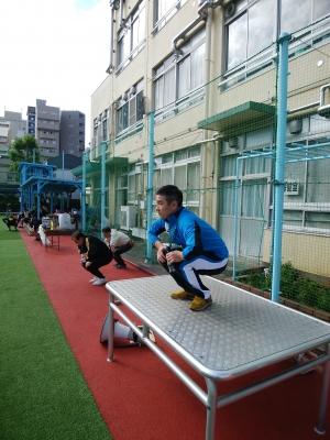 大久保コミスポ準備体操2