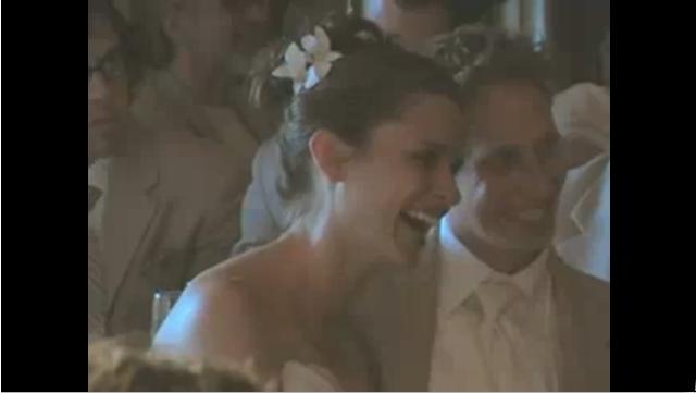 幸せな花嫁エイミー