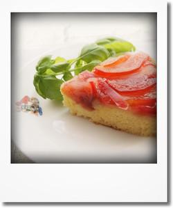 フライパン・リンゴケーキ