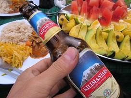230810キリマンジャロビール