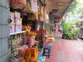 230812バンコク中国人街