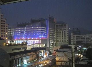 230812雨のバンコク