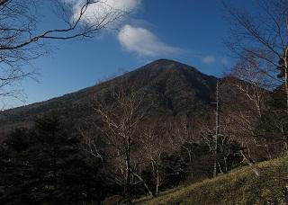 231104男体山