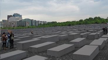 230503ユダヤ人犠牲者記念館