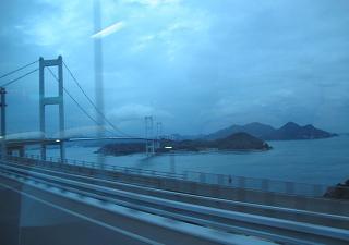 241124今治から大三島へのバス