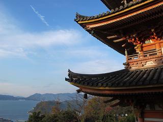 241125向上寺三重塔