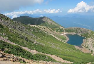 250811三ノ池と継子岳