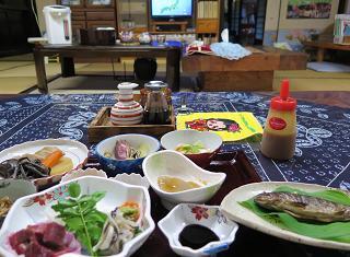 20150501焼畑の夕食