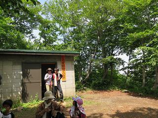 20150531しらば避難小屋