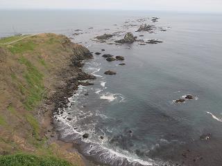 20150806襟裳岬の先