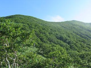 20150809楽古岳山頂展望