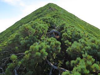 20150809楽古岳