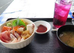 20150810海鮮丼