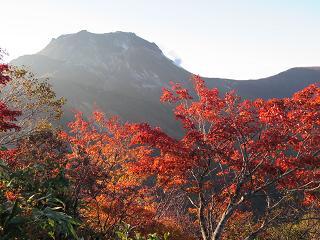 20151003隠居倉から茶臼岳
