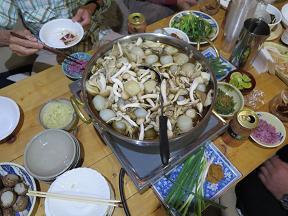 20151017芋煮鍋
