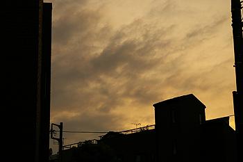 (PHOTO)つまずいた心で見上げた空