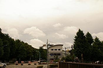 (PHOTO)流れる雲の先に
