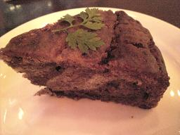 half sweets cake