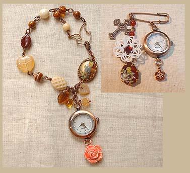 SAORI時計2