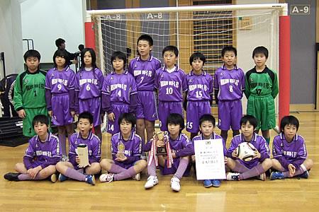 U-11優勝