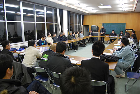 JFLホームゲーム運営説明会