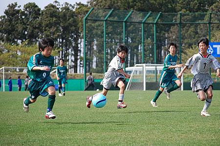 山崎杯少年サッカー1位リーグ
