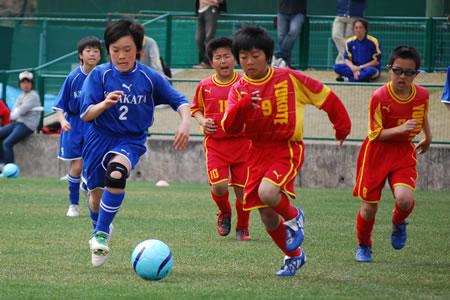 山崎杯少年サッカー予選リーグ