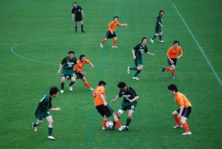 自治体職員サッカー県予選
