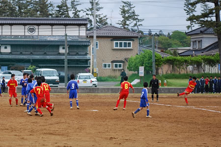 H22全県中学春季大会