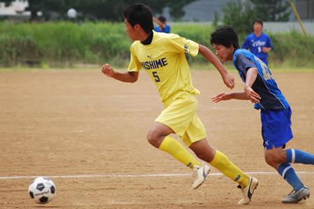 渋谷杯高校サッカー親善大会