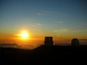 マウナ・ケア山頂