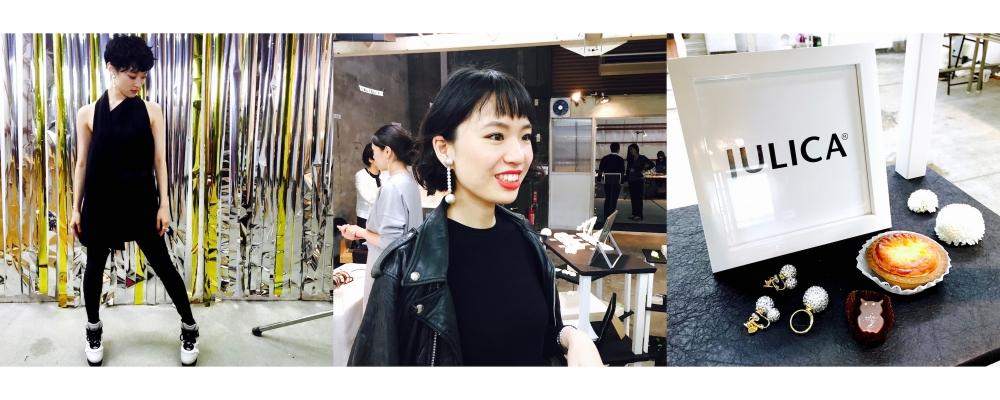 "【JULICA ジュリカ】アクセサリーブランド合同展示会""lights""-アマゾンファッションウィーク東京-amazon fashion week tokyo"