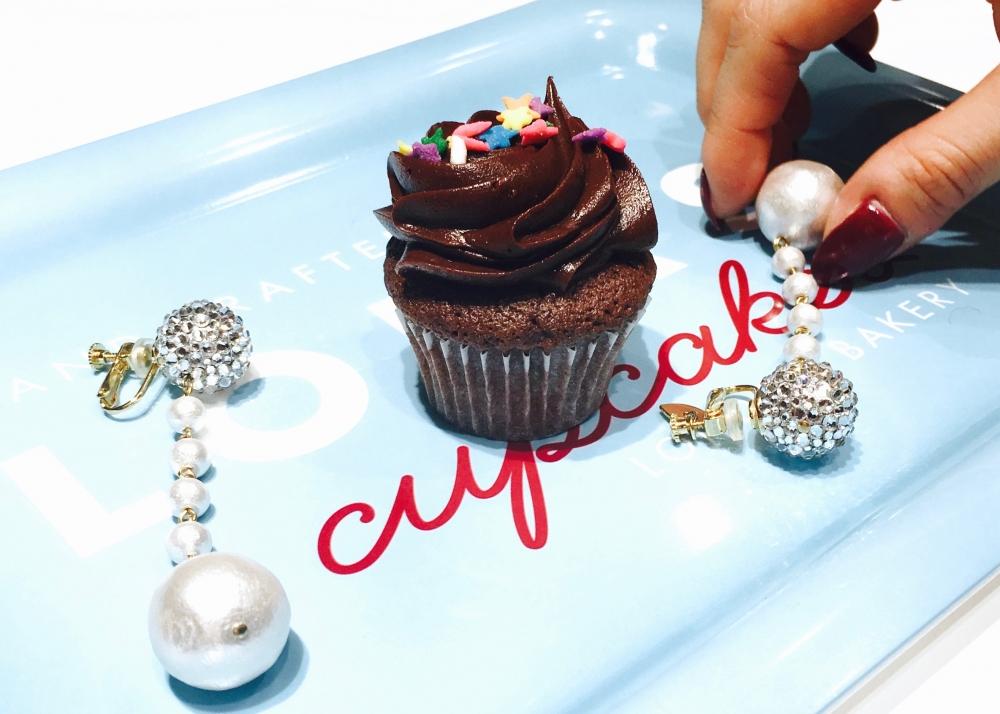 【JULICA ジュリカ】Lolas Cupcakes Tokyo & Jewelry. カップケーキとジュエリー。