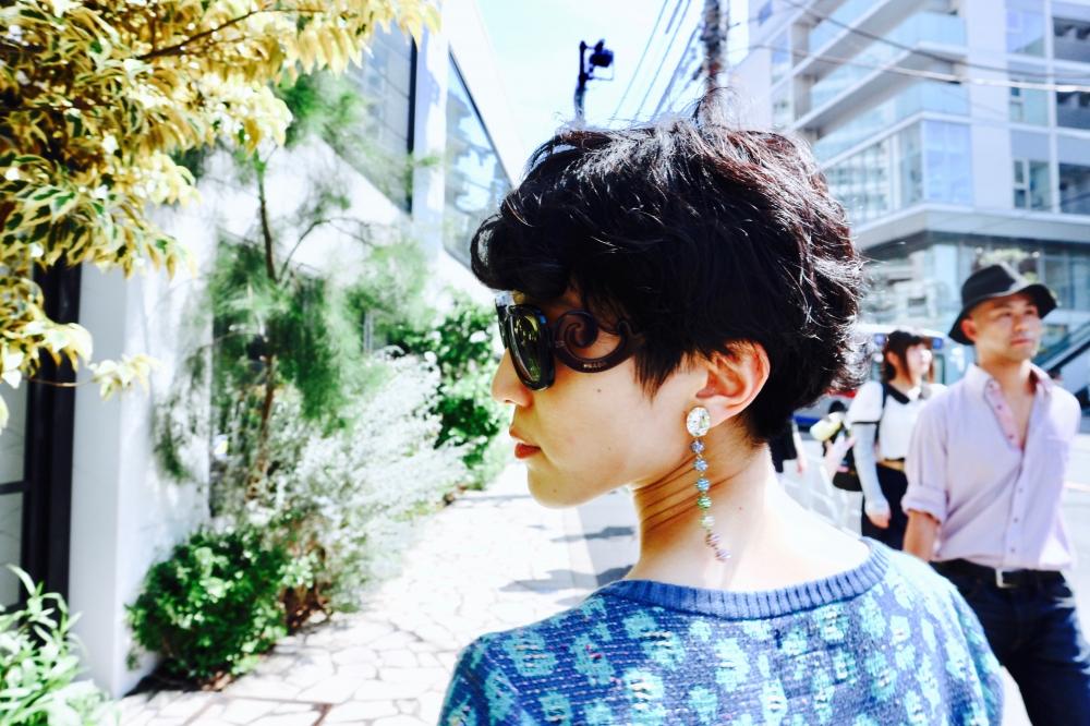 170522-JULICA-YURIKA-EARRINGS-SWAROVSKIEARRINGS-TOKYO-daikanyama