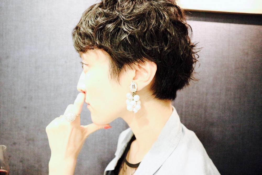 【JULICA ジュリカ】ジュエリーデザイナーゆり香のジュエリー、イヤリング、ファッションコーデ、東京、銀座、ルレーブアンシュマン。