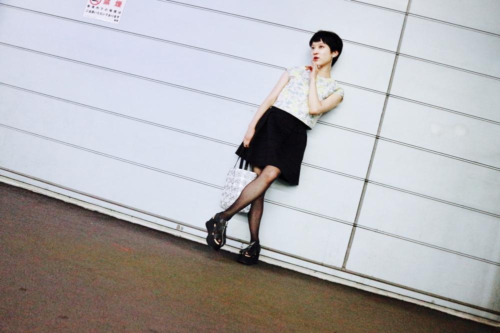 【JULICA ジュリカ】ジュエリーデザイナーゆり香のジュエリー、イヤリング、ファッションコーデ、東京、レインボンボン。