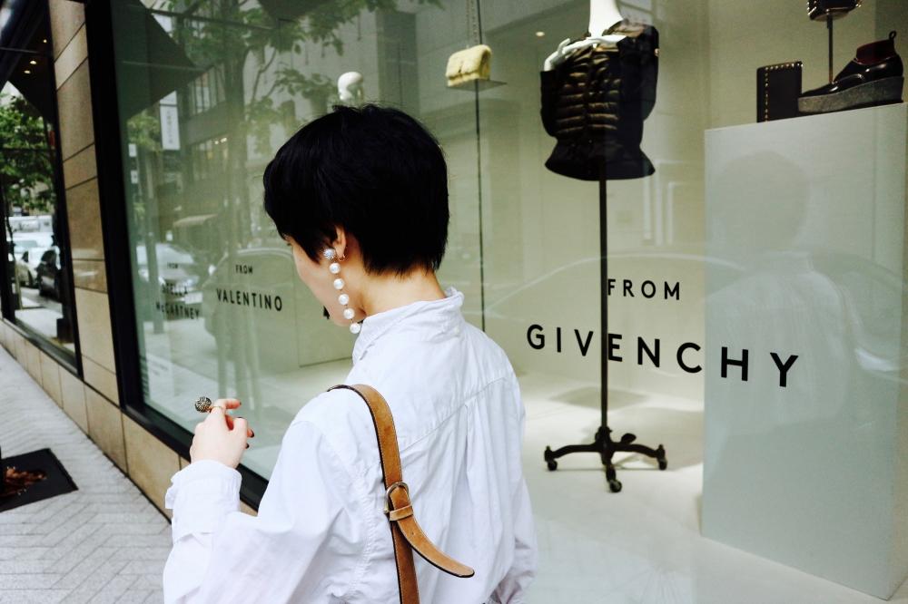 【JULICA ジュリカ】ジュエリーデザイナーゆり香のジュエリー、イヤリング、ファッションコーデ、東京、銀座、バーニーズニューヨーク。