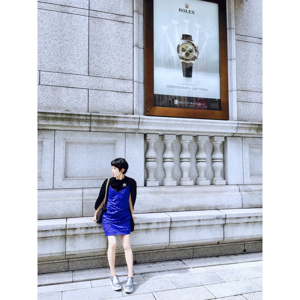 【JULICA ジュリカ】ジュエリーデザイナーゆり香のジュエリー、イヤリング、ファッションコーデ、東京、日本橋。