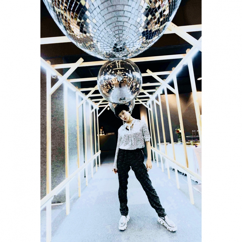 【JULICA ジュリカ】ジュエリーデザイナーゆり香のジュエリー、イヤリング、ファッションコーデ、lights、ラフォーレミュージアム。