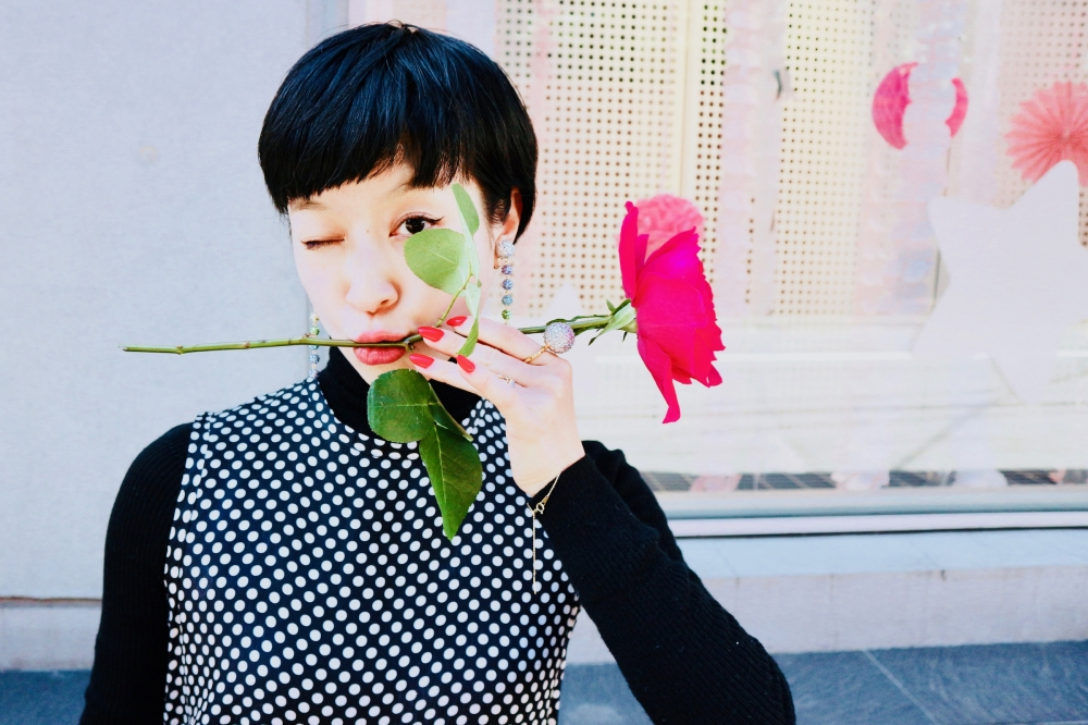 【JULICA ジュリカ】ジュエリーデザイナーゆり香のジュエリーとイヤリングのファッションコーデや大好きな銀座を紹介するブログです。オーガニックローズに癒された日曜日♡