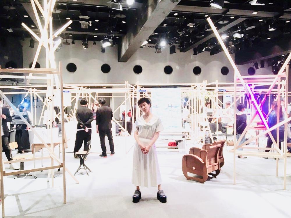 【JULICA ジュリカ】ジュエリーデザイナーゆり香のジュエリーとイヤリングのファッションラフォーレでの展示会ライツにお越しいただきありがとうございました。